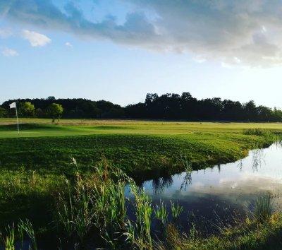 Golf de Saint-Sylvain d'Anjou, <p>Création d'un parcours 9 trous</p>